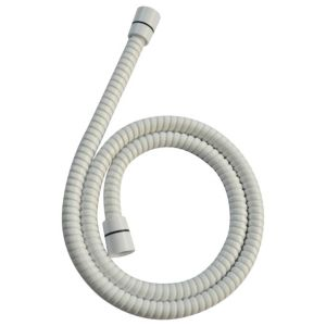 View Cooke & Lewis White PVC Shower Hose 1.25m details