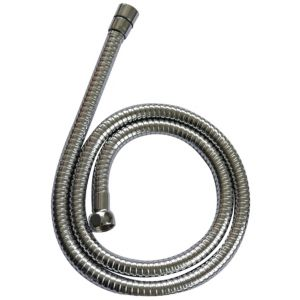 View Cooke & Lewis Chrome Effect Stainless Steel Shower Hose 1.25m details