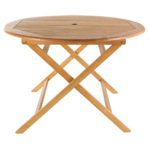 View Aland Wooden 4 Seater Dining Table details