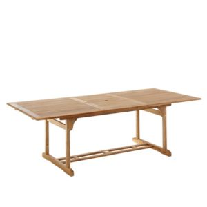 View Roscana Teak Wooden 6 Seater Dining Table details