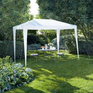 View Blooma Suhali Metal & Plastic Gazebo - Assembly Required details
