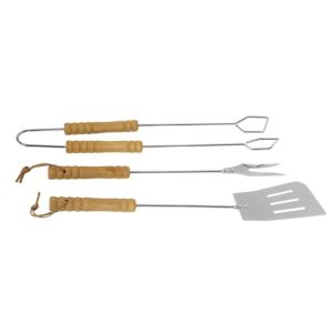 View Blooma 3 Piece BBQ Tool Set details