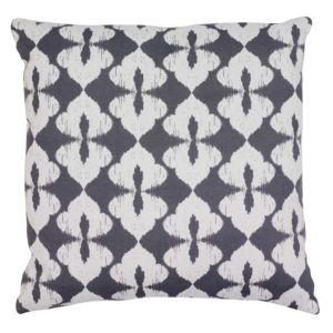 View Colours Skye Patterned Grey Cushion details