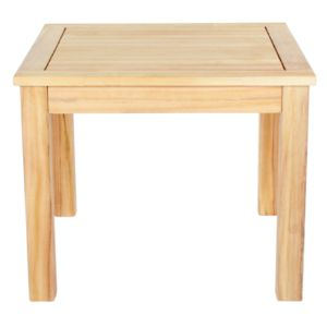 View Roscana Teak Wooden Side Table details