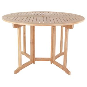 View Roscana Teak Wooden 4 Seater Dining Table details