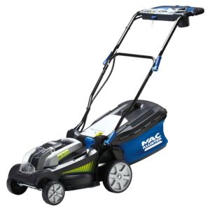 View Mac Allister 36V Cordless Li-Ion Metal Rotary Lawnmower details