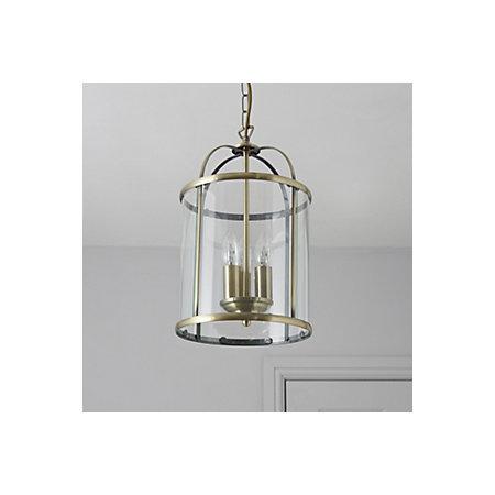 Meira Gold 3 Lamp Pendant Ceiling Light