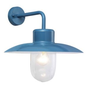 View Blooma Mara Blue External Wall Light details