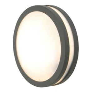 View Blooma Komet Grey External Wall Light details
