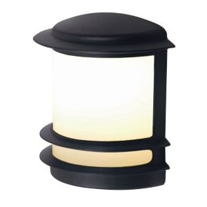 View Blooma Tuscana Black External Wall Light details