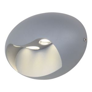 View Blooma Aqqurii Grey Exterior Wall Light details