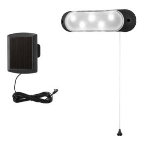 View Blooma Alula Black External Shed Light details
