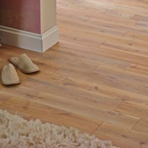 View Colours Symphoina White Solid Oak Flooring 1.01m² Pack details
