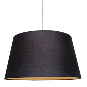 View Colours Martie Black Light Shade (D)45cm details