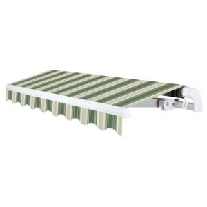 View Blooma Aluminum Patio Awning (W)200mm (L)295mm details