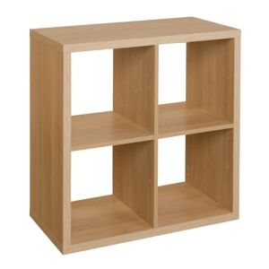View Form Mixxit Oak Effect Cube Shelving (L)737mm details