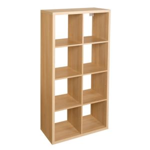 View Form Mixxit 8 Cube Shelving Unit (H)1420mm (W)740mm details