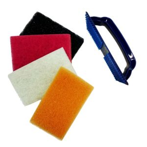 View Diall 5 Piece Tile Cleaning & Polishing Set details