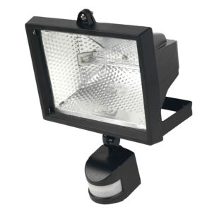 View Mains Powered 400W Halogen PIR Floodlight details