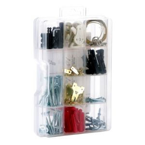 View B&Q Handy to Have Assorted Hardware Kit, 149 Piece details