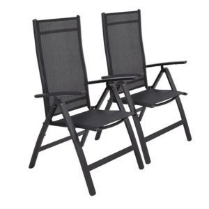 View Janeiro Metal Recliner, Pack of 2 details