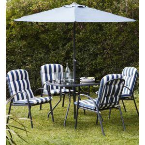 Garden Furniture Kidderminster colorado seater garden furniture set | departments | diy at b&q