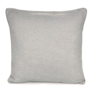 View Carina Woven Duck Egg Cushion details