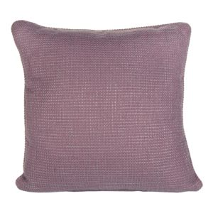 View Carina Woven Blueberry & Purple Cushion details