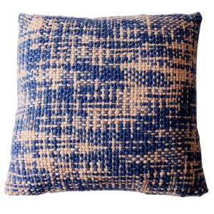 View Hyssop Plain Blue & Pink Cushion details