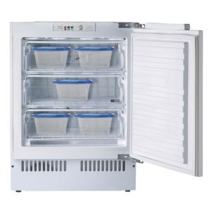 View Cooke & Lewis CLBUF-60 White Integrated Freezer details