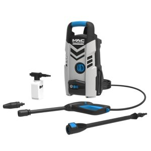 View Mac Allister Pressure Washer 1300W 100 Bar details