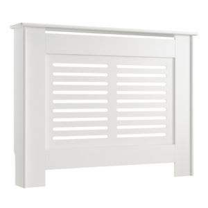 View Small White Suffolk Radiator Cover details