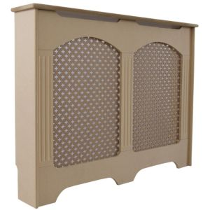 View Medium Unfinished Cambridge Radiator Cover details