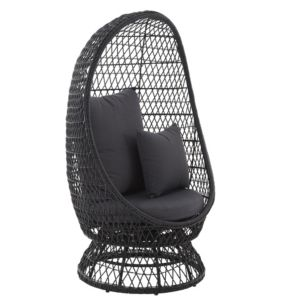 View Anya Rattan Effect Egg Chair details