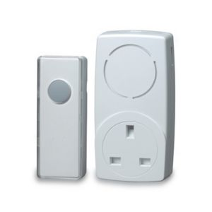 View Blyss Wireless Mains Powered Door Chime details