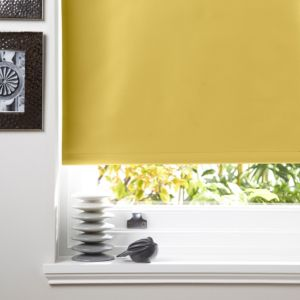 View Colours Kona Corded Lemon Roller Blind (L)160cm (W)180cm details