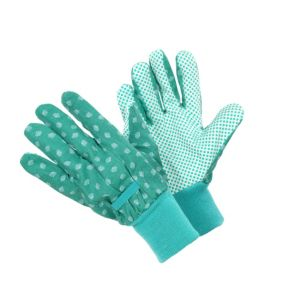 View Verve Polycotton Blend Ladies Cotton Grip Gloves details