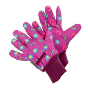B&Q/Safety & Workwear/Workwear/Verve Cotton Childrens Gloves