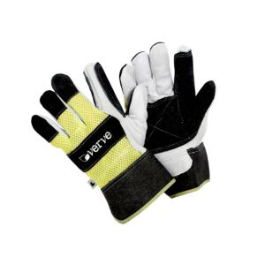View Verve Polyester & Leather Mens Gloves details