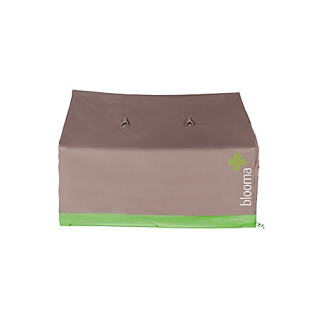 Blooma mali bench garden furniture cover departments for Housse blooma