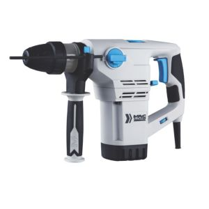 View Mac Allister 1200 W Corded SDS Plus Rotary Hammer Drill MSRH1200 details