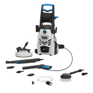 View Mac Allister 2100W Pressure Washer 140 Bar details