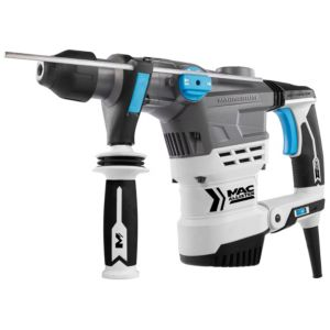 View Mac Allister 1500 W Corded SDS Plus Rotary Hammer Drill MERH1500 details