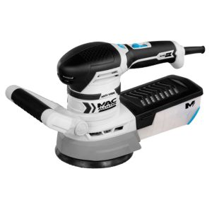 View Mac Allister Corded 400W Random Orbit Sander MEOS400 details
