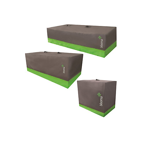 Blooma roscana coffee set garden furniture cover for Housse blooma