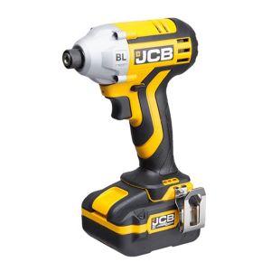 JCB Cordless 20V 3Ah LiIon Impact Driver 1 Battery CID180JL