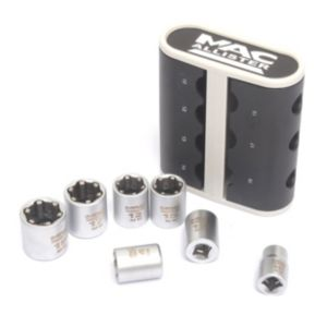 View Mac Allister Grip Drive Socket, 7 Pieces details