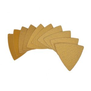 View PTX Delta Sanding Sheet (L)93mm, Pack of 10 details