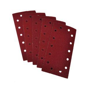 Image of PTX 120 grit Sanding sheet (L)230mm (W)115mm Pack of 5