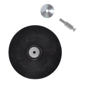 Image of PTX Drill sanding plate backing pad (Dia)125mm